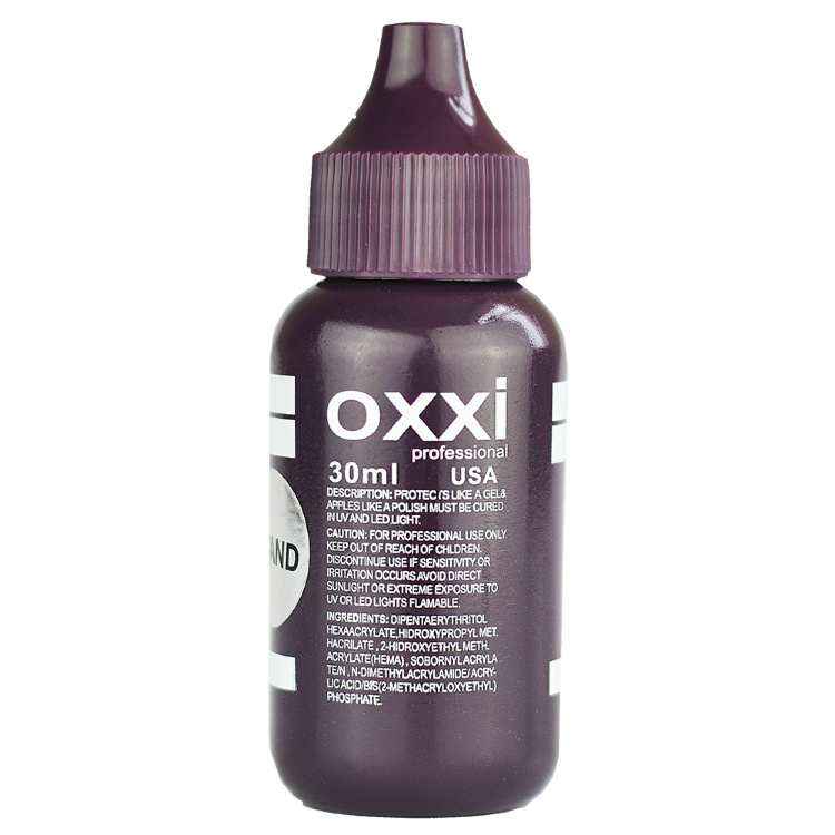 GRAND Rubber Base OXXI (базовое покрытие узкий носик) 30мл